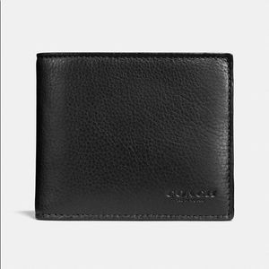 Coach Compact Id Wallet F74991